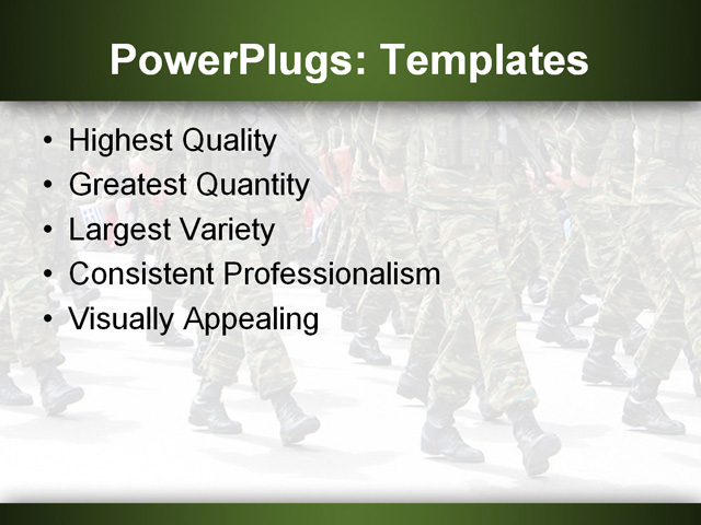 Army powerpoint templates 35 powerpoint templates free premium templates powerpoint template military parade background depicting army powerpoint templates toneelgroepblik Images